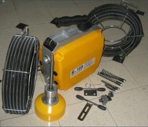 Rotenberger masina za mašinsko odgušenje kanalizacije