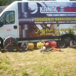 Kombi za masinsko odgusenje kanalizacije