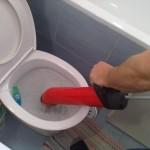 Odgusenje wc šolje