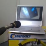 Snimanje kanalizacije kamerom