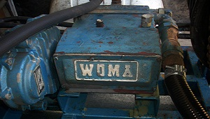 Pumpa Woma 252